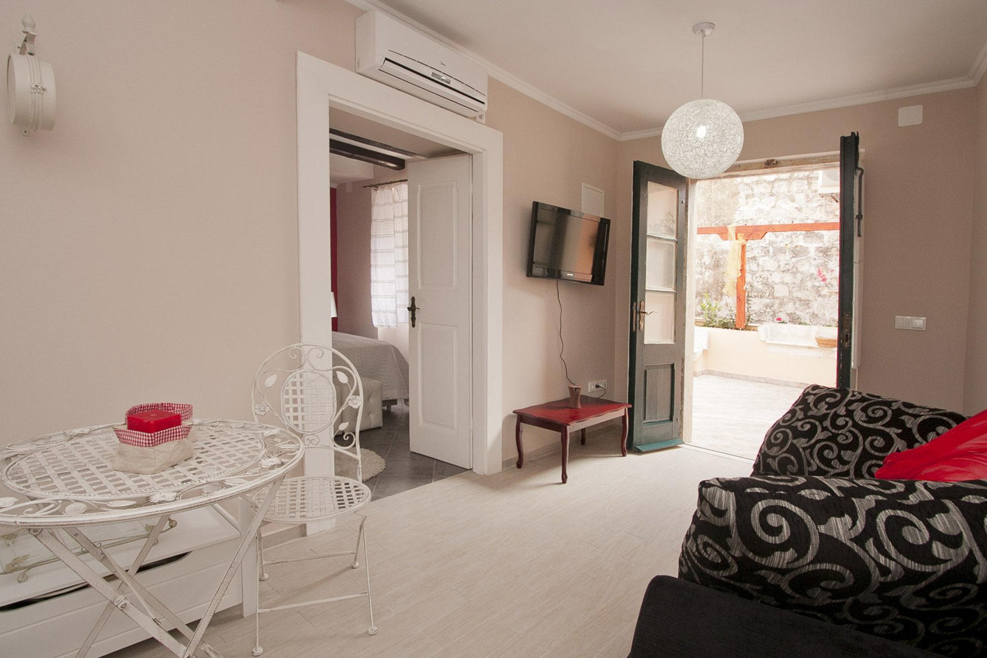 Однокомнатная квартира 40 кв м в средиземноморском стиле