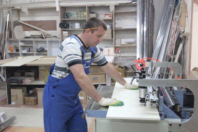 Реставрация кухонной столешницы