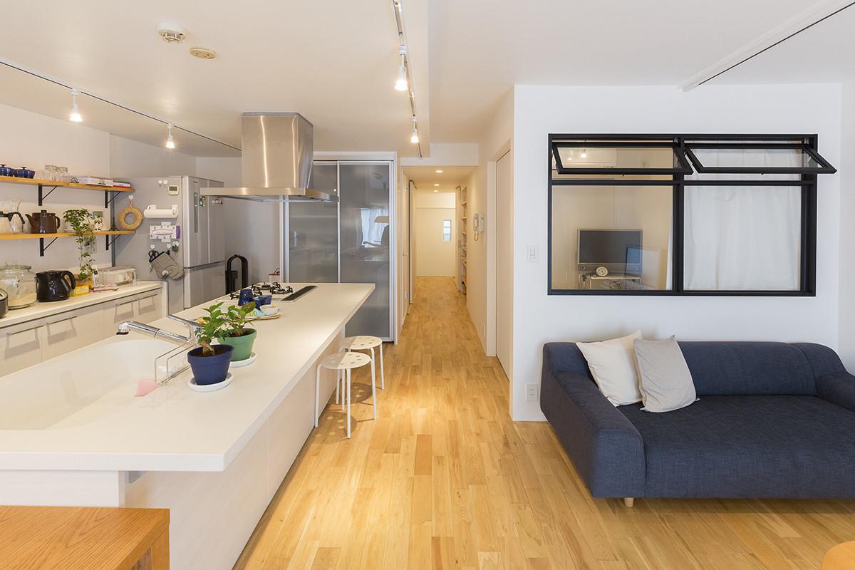 Идеи зонирования квартиры студии