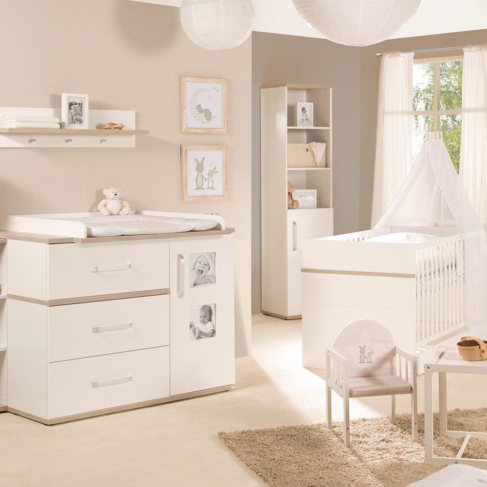 Планировка детской комнаты светлой