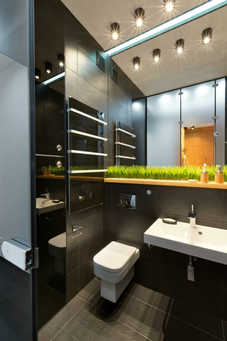 Однокомнатная квартира 40 кв м с туалетом