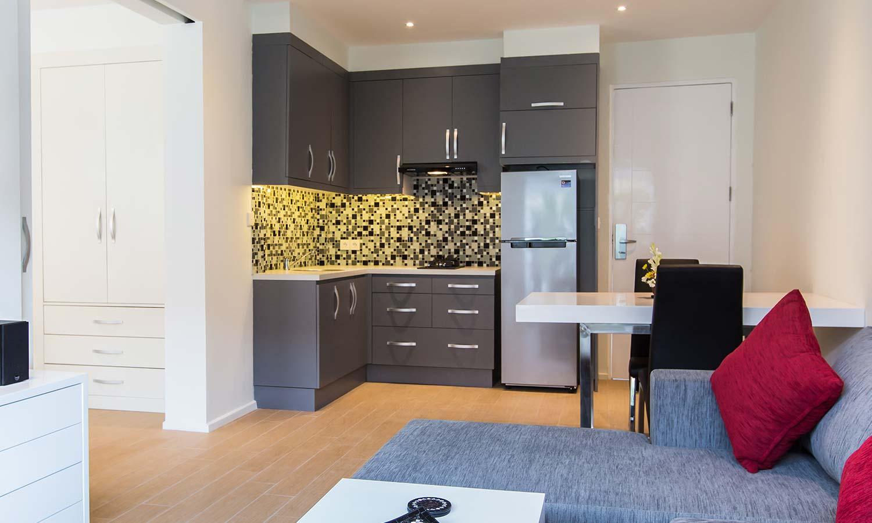 Однокомнатная квартира 40 кв м с угловой кухней