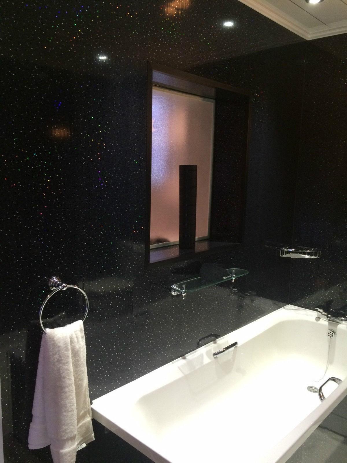 Ремонт туалета и ванной панелями