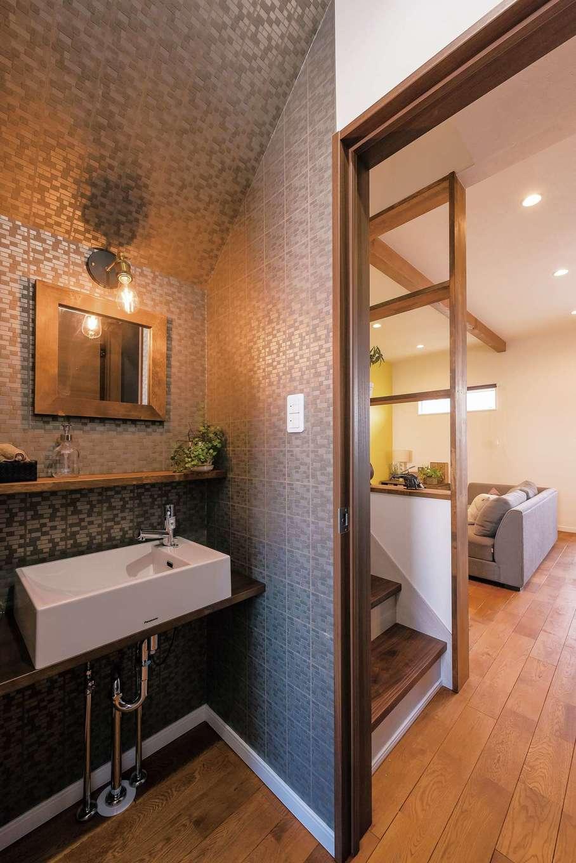 Идеи зонирования ванной