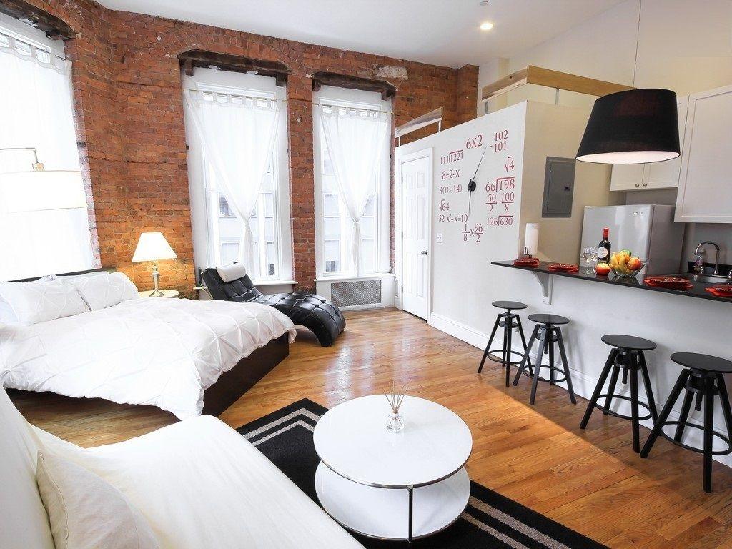 Однокомнатная квартира 40 кв м варианты