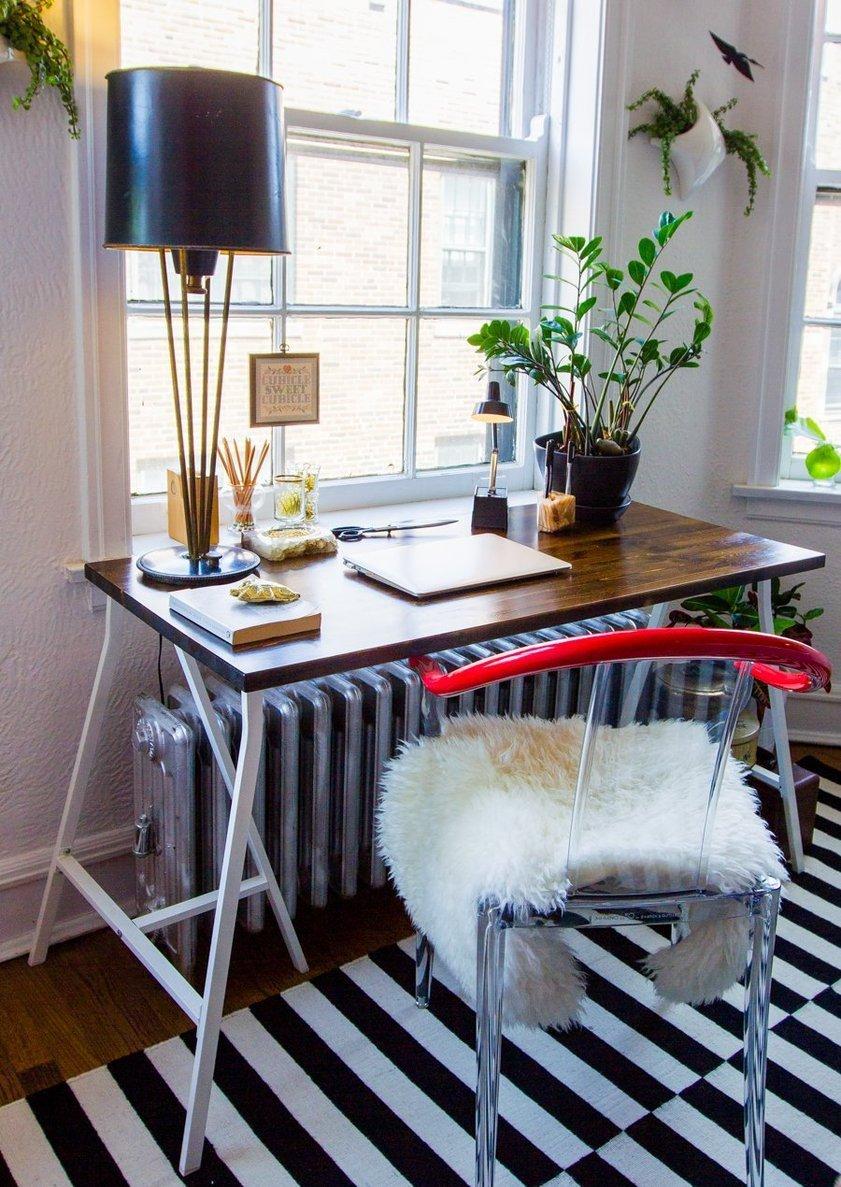 Рабочее место дома дизайн