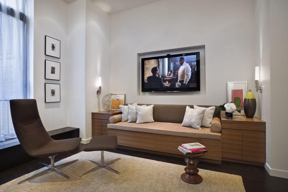 Стили однокомнатных квартир дизайн