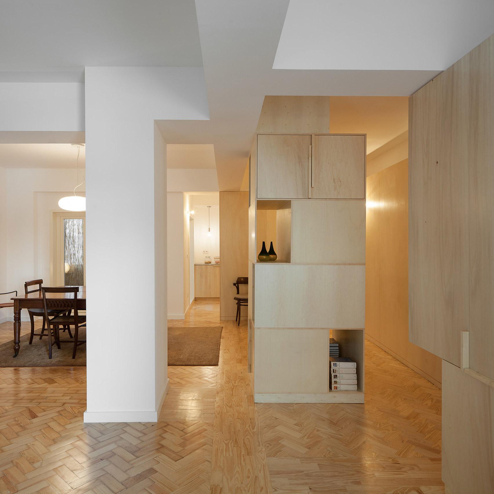 Стили однокомнатных квартир функциональные