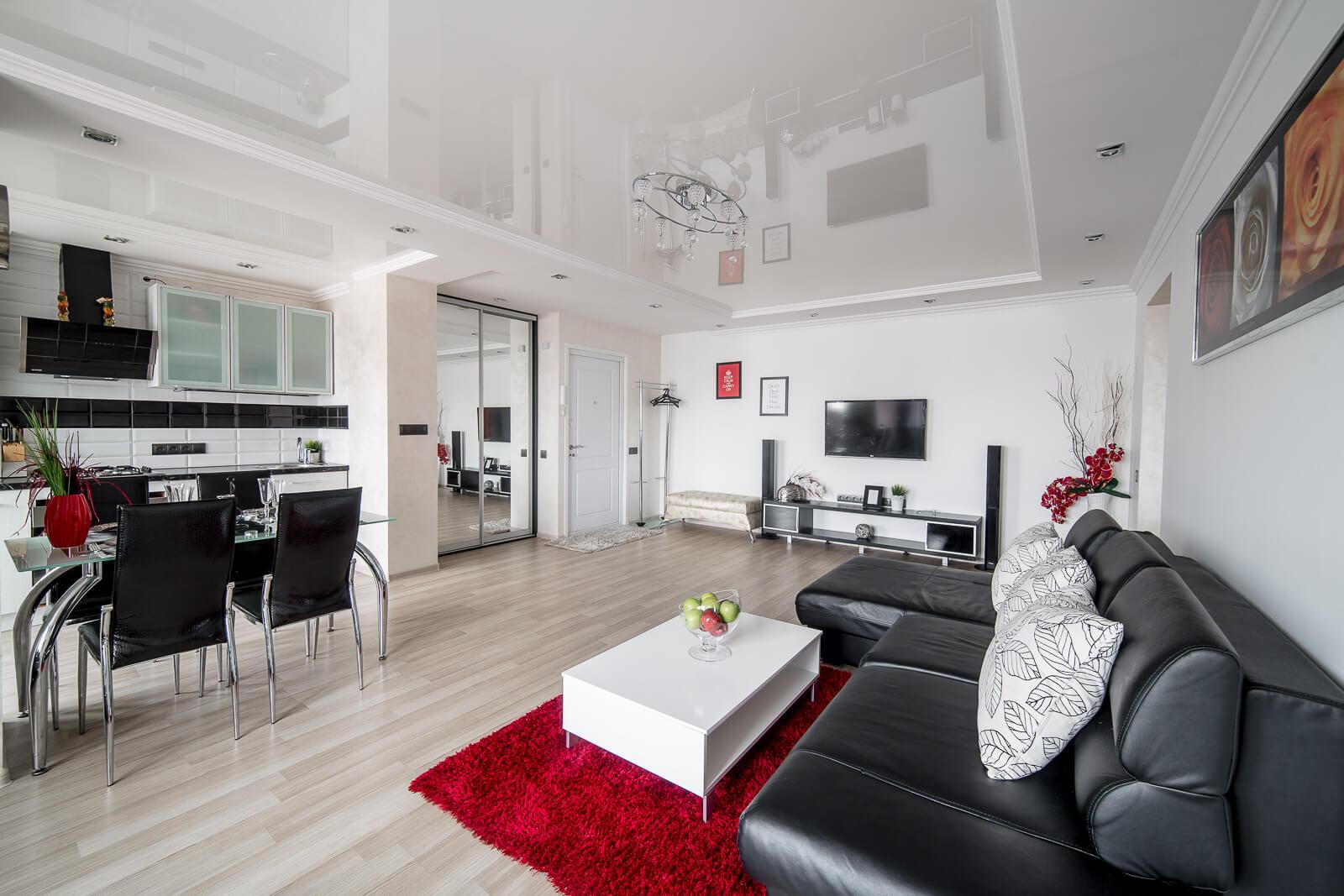 Интересные стили однокомнатных квартир: лучшие варианты (120 фото)