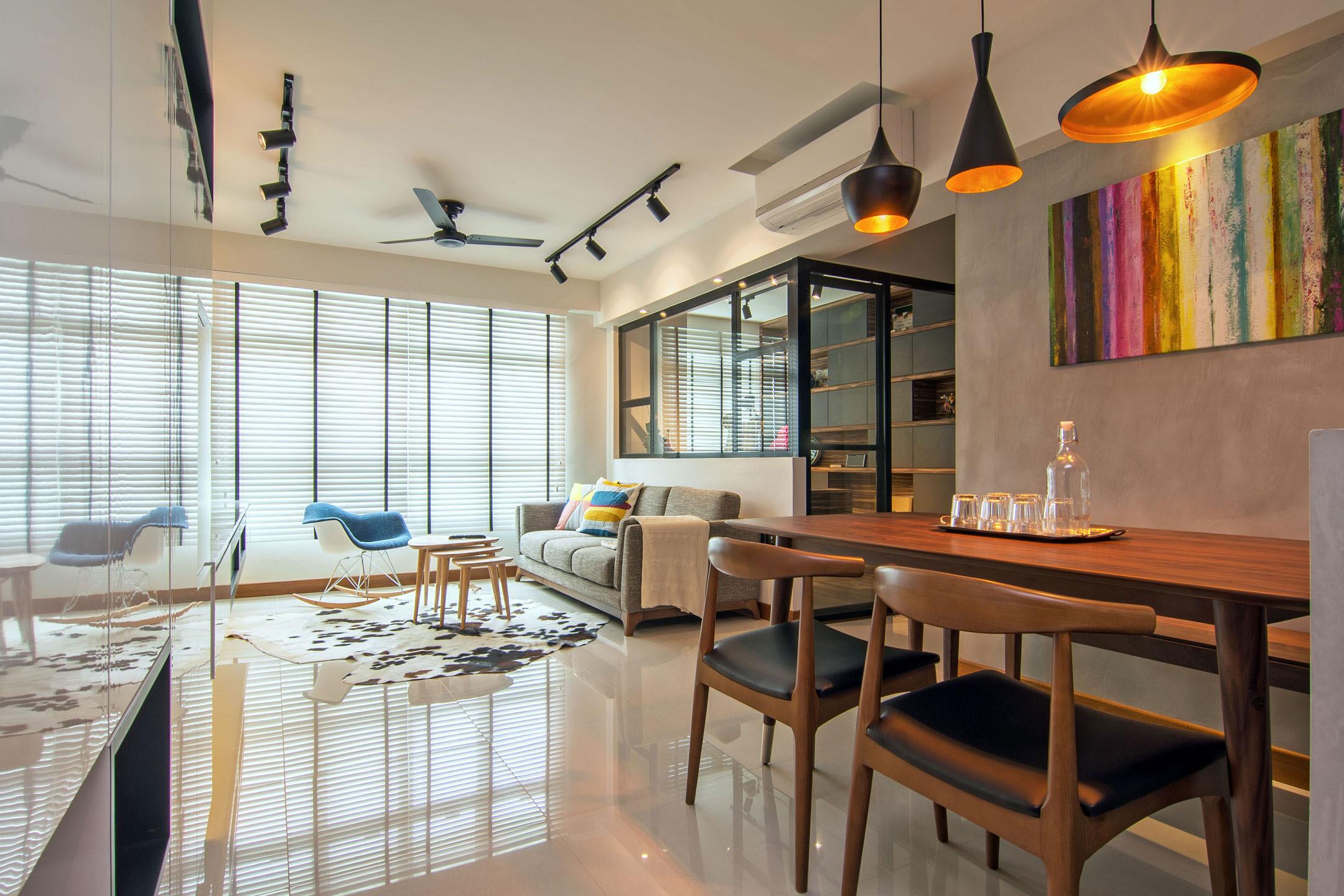 Стили однокомнатных квартир интерьер