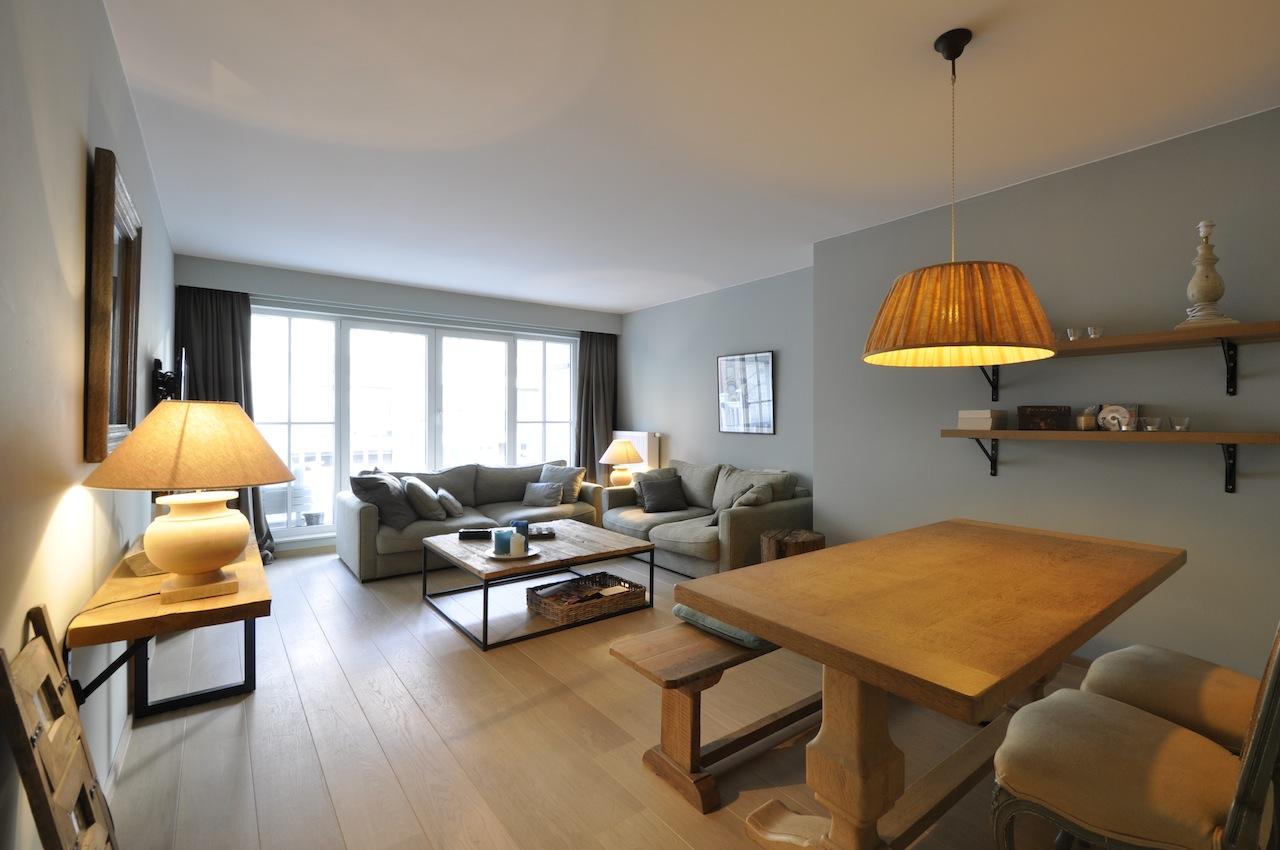 Однокомнатная квартира с элементами стиля кантри