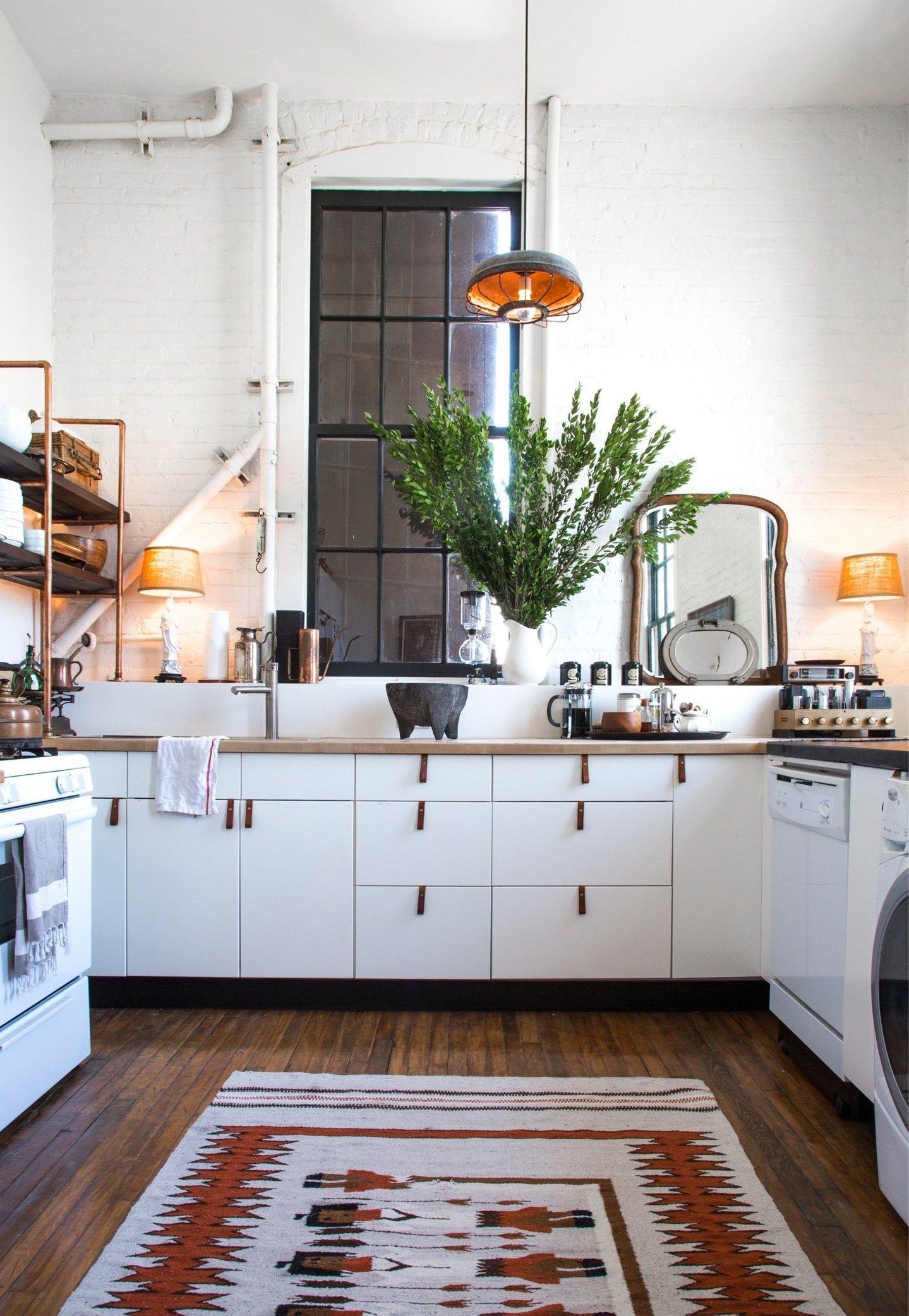 Перепланировка кухни с машинкой