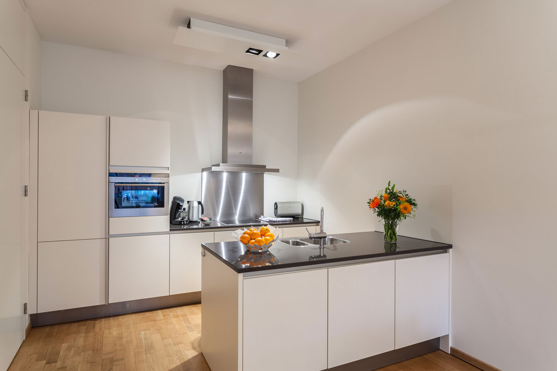 Перепланировка кухни в стиле минимализм