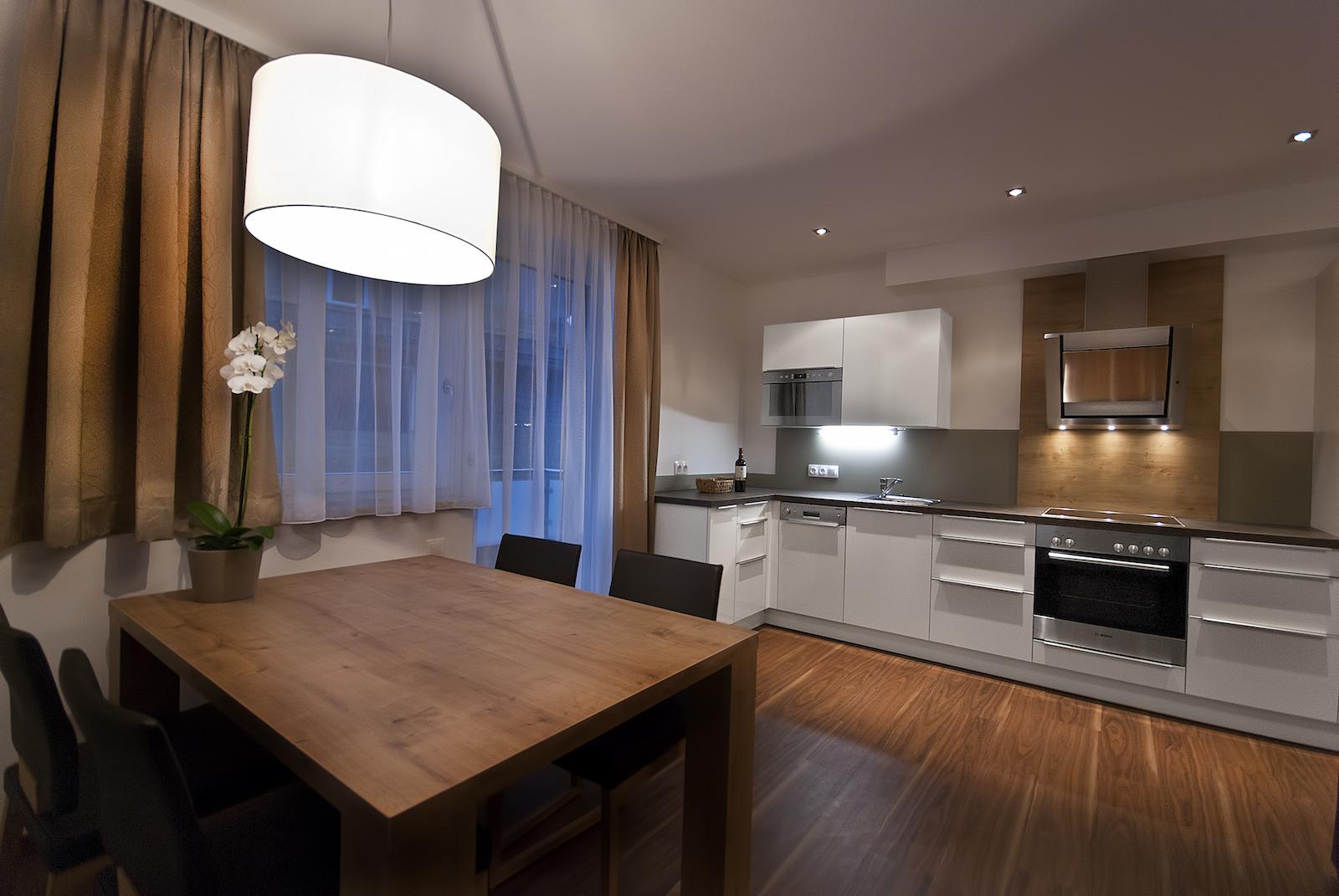 Перепланировка кухни в стиле модерн