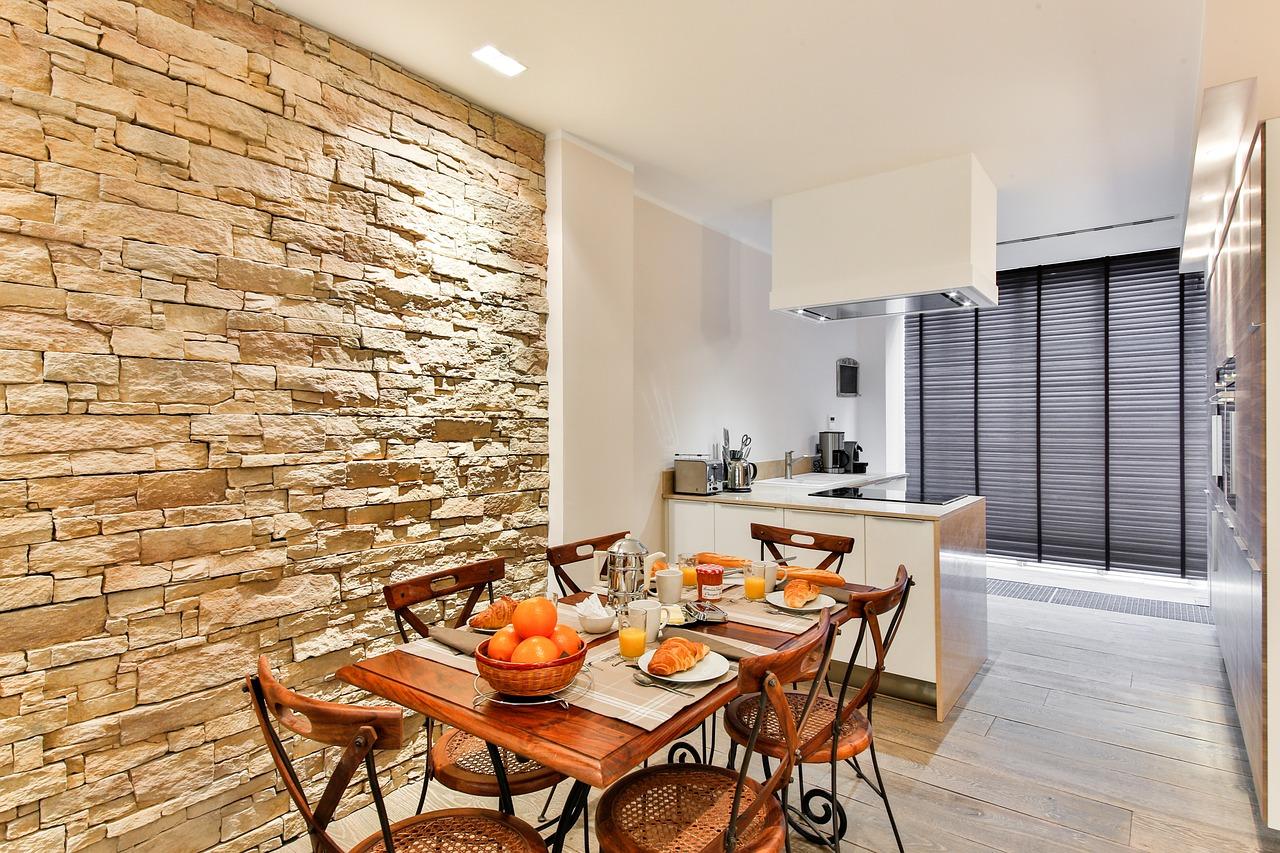 Однокомнатная квартира в стиле модерн ремонт