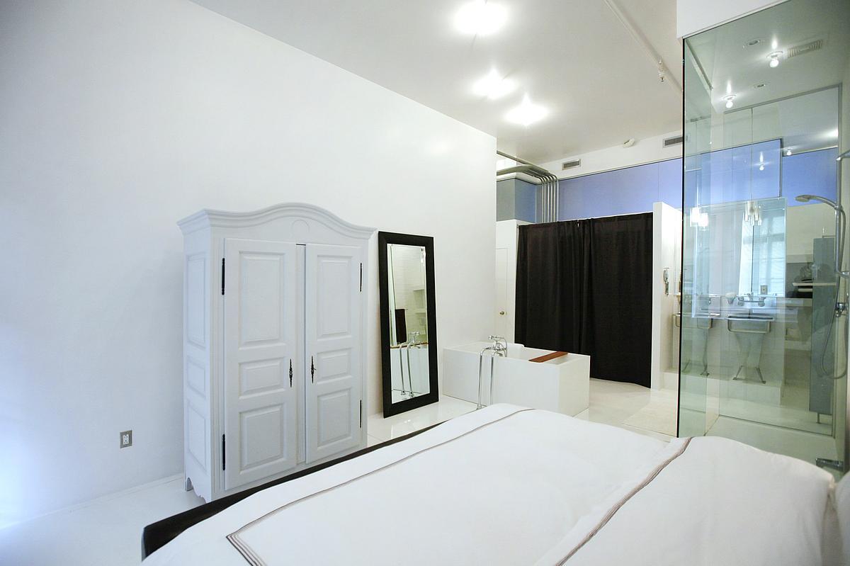 Стили однокомнатных квартир с открытым пространством