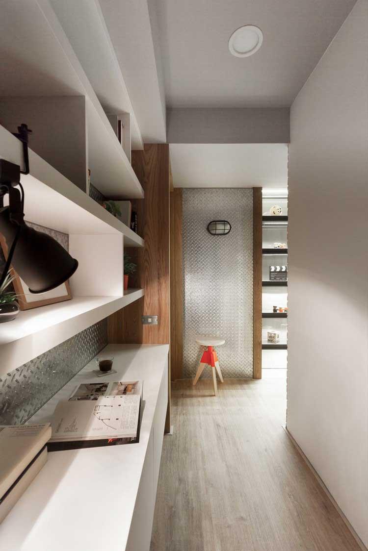 Стили однокомнатных квартир прихожая