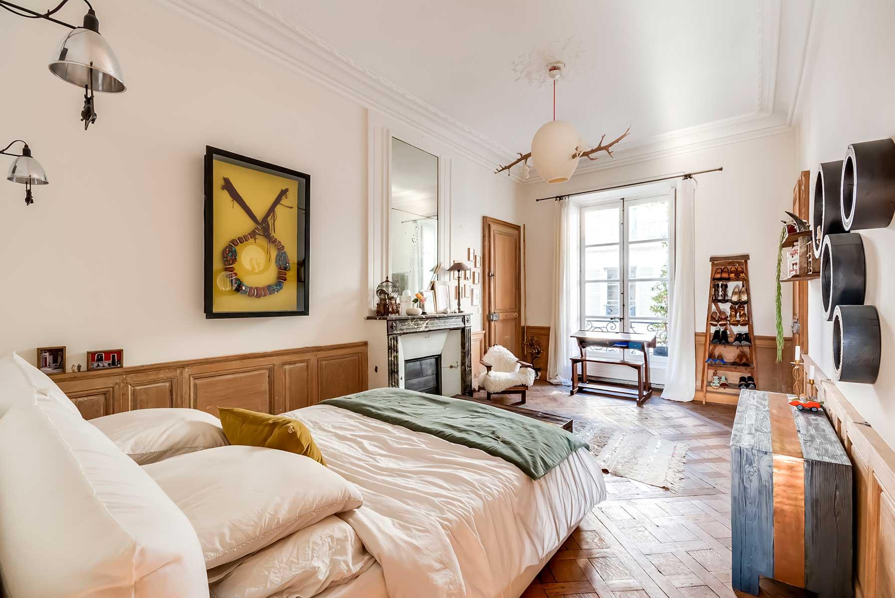 Однокомнатная квартира в стиле французского прованса