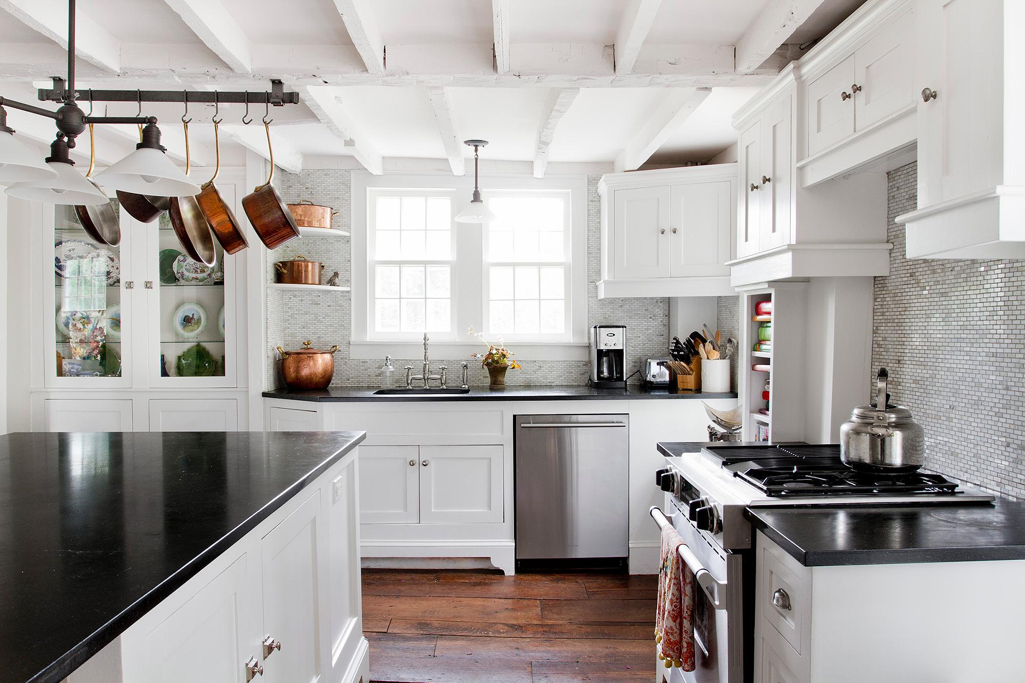 Перепланировка кухни в стиле прованс