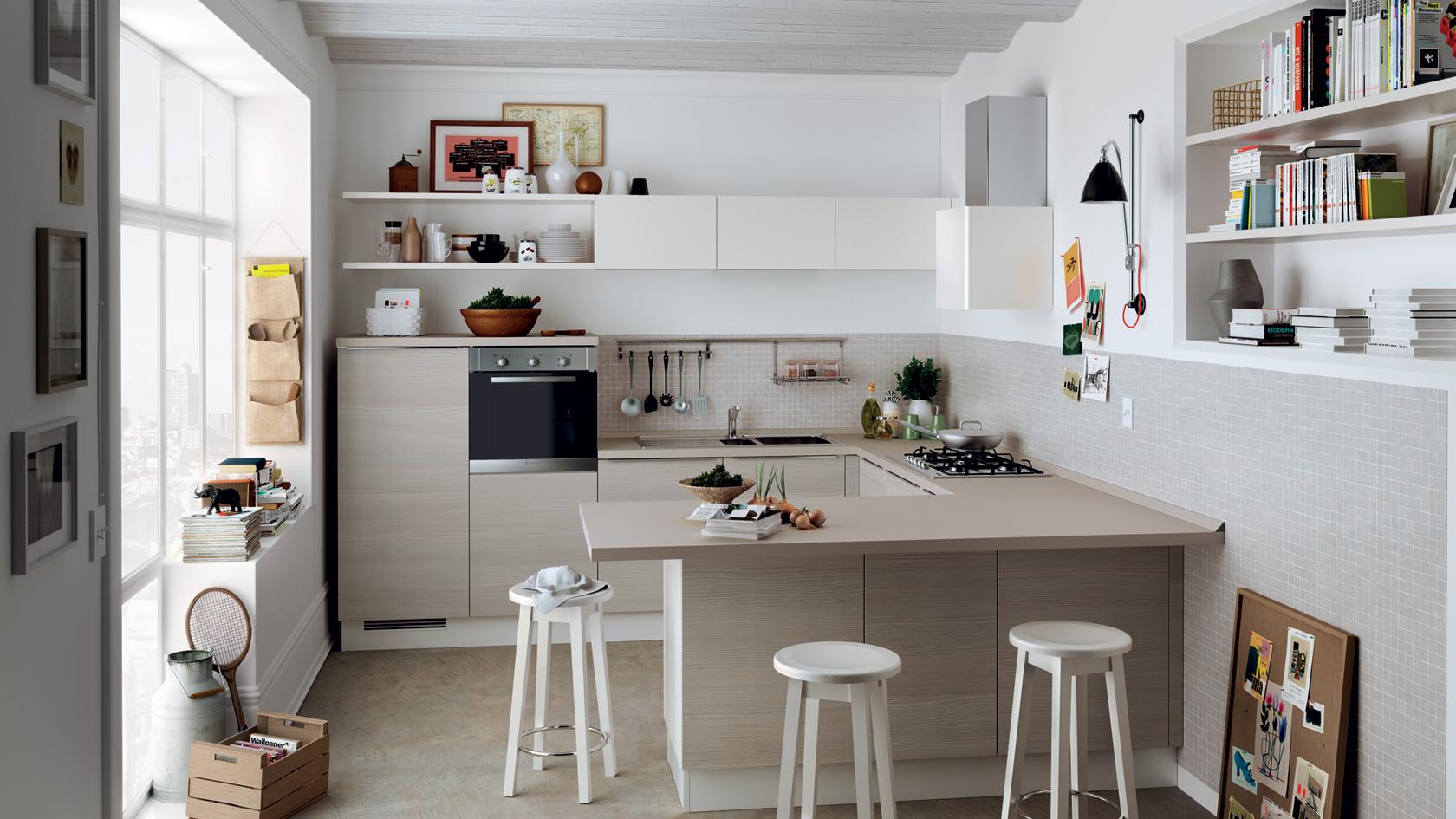 Перепланировка кухни со столешницей