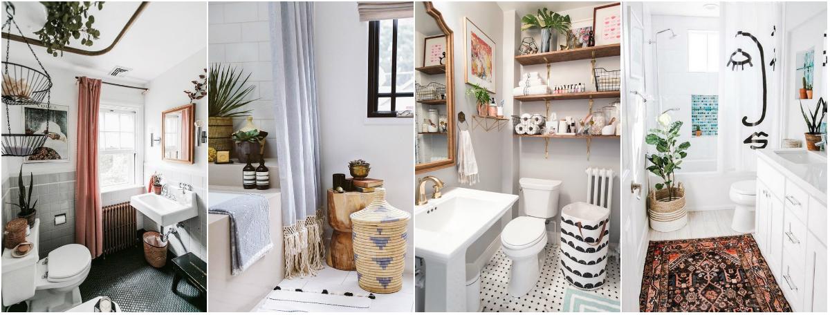 Островок уюта: ванная комната