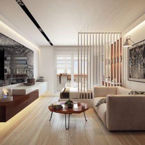 Особенности планировки 1-однокомнатной квартиры