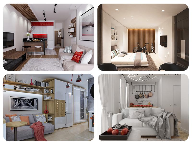 Планировка квартиры: с чего начать дизайн интерьера