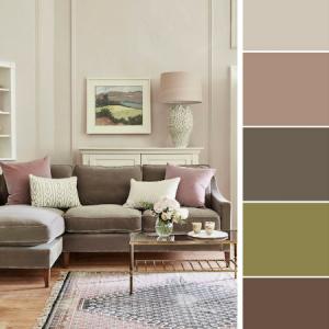Какой цвет выбрать для дизайна интерьера?