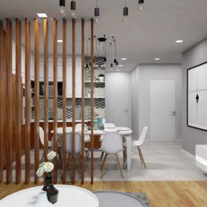 Креативные способы зонирования интерьера без стен