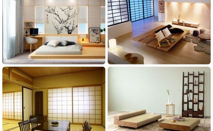 Японский стиль в дизайне интерьера: близость к природе