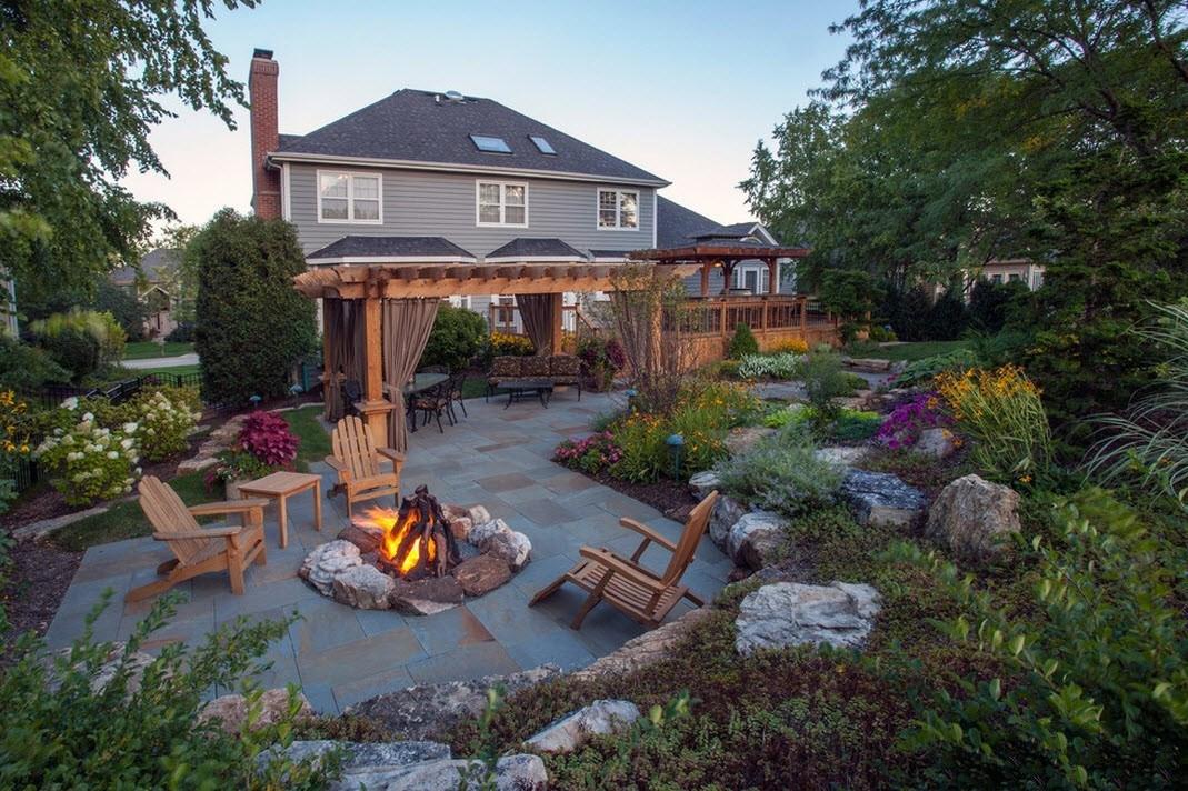 Планировка участка 10 соток: основные принципы зонирования территории и оформления сада